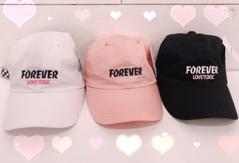 新作CAPの紹介♡